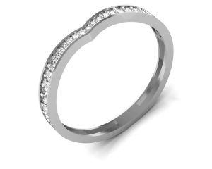 Buy Avsar Real Gold and Swarovski Stone Nandini Ring online
