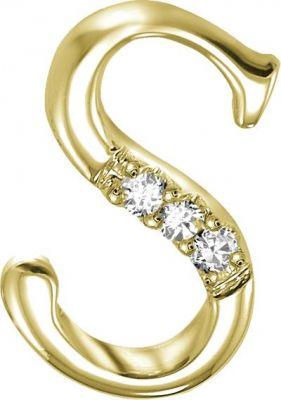 Buy Kiara U0027su0027 Alphabet Design American Diamond Pendant Online