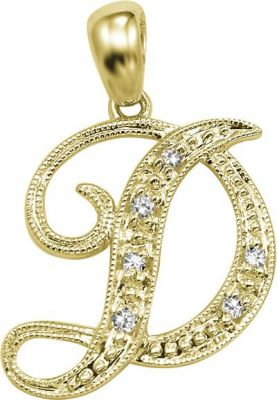 Buy kiara d alphabet design american diamond pendant online best buy kiara d alphabet design american diamond pendant online aloadofball Images