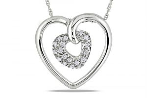 Buy KIARA LOVELY HEART SHAPE DESIGN AD PENDANT online