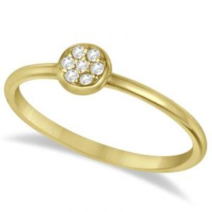 Buy Kiara SIMPLE LOOK AMERICAN Diamond Ring online