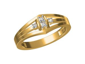 Buy Kiara  Sterling Silver Pankti  Ring online