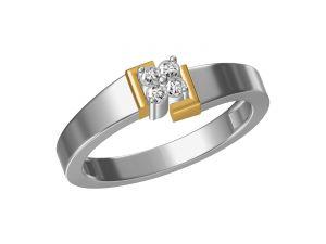 Buy Kiara  Sterling Silver Karishma Ring online