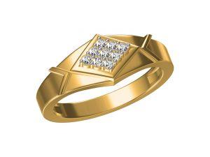 Buy Kiara Sterling Silver Kashmir Ring Kgr311y online