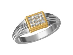 Buy Kiara  Sterling Silver Aakruti Ring online