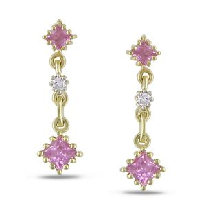 Buy Kiara Sterling Silver Pooja Earrings online