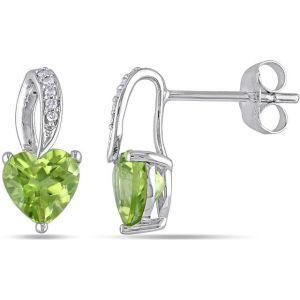 Buy Kiara Swarovski Signity Sterling Silver Aashiya Earring online