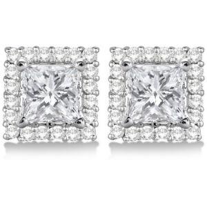 Buy Kiara Swarovski Signity Sterling Silver Harshda Earring online