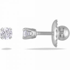 Buy Kiara Swarovski Signity Sterling Silver Vidya Earring Kie0444 online
