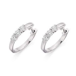 Buy Kiara Sterling Silver Swapna Earring Kie0611 online