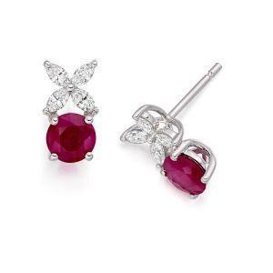 Buy Kiara Sterling Silver Sanskruti Earring Kie0619 online