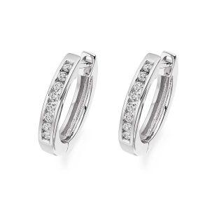 Buy Kiara Sterling Silver Poonam Earring Kie0630 online
