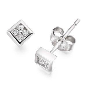 Buy Kiara Sterling Silver Pradnya Earring Kie0640 online