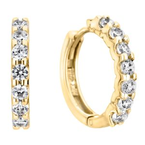 Buy Kiara Sterling Silver Seema Earring online