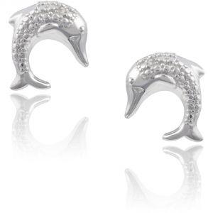 Buy Kiara Swarovski Signity Sterling Silver Katrina Earring Kie0456 online