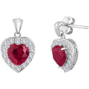 Buy Kiara Swarovski Signity Sterling Silver Vibhuti Earring Kie0465 online
