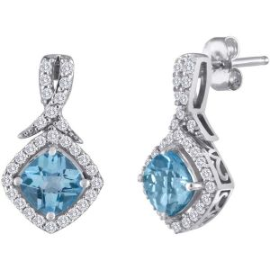 Buy Kiara Swarovski Signity Sterling Silver Shamika Earring Kie0471 online