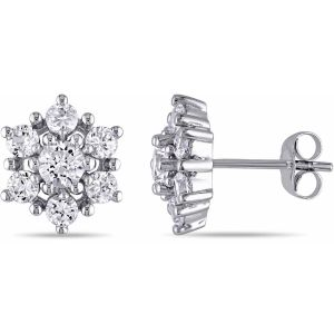 Buy Kiara Swarovski Signity Sterling Silver Mitali Earring Kie0499 online
