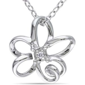 Buy Kiara Swarovski Signity Sterling Silver Prdanya Pendant Kip0479 online