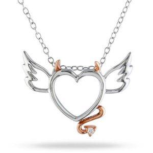 Buy Kiara Swarovski Signity Sterling Silver Diksha Pendant Kip0500 online