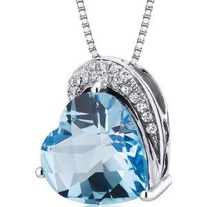 Buy Kiara Swarovski Signity Sterling Silver Antra Pendant Kip0602 online