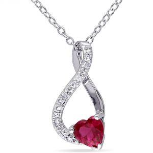 Buy Kiara Swarovski Signity Sterling Silver Naina Pendant Kip0606 online
