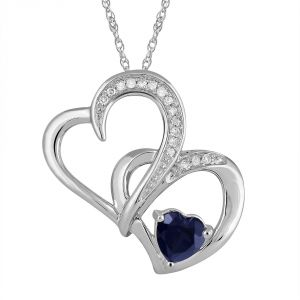 Buy Kiara Swarovski Signity Sterling Silver Archana Pendant Kip0612 online