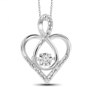 Buy Kiara Swarovski Signity Sterling Silver Sampada Pendant online