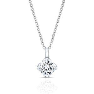 Buy Kiara Swarovski Signity Sterling Silver Nandini Pendant Kip0655 online