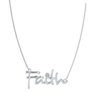 Buy Kiara Sterling Silver Pallavi Pendant Kip0802 online