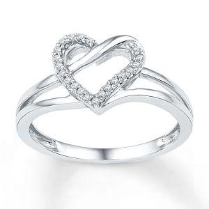 1fe3c9ab3244 Buy Kiara Sterling Silver Ring made with Swarovski Zirconia Online ...
