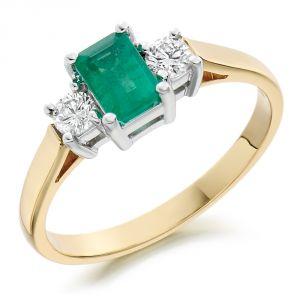 Buy Kiara Sterling Silver Ring Made With Swarovski Zirconia Kir0419 online