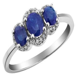 Buy Kiara  Sterling Silver Bhopal Ring online