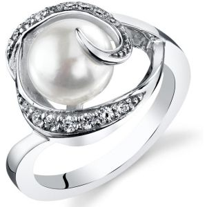 Buy Kiara Swarovski Signity Sterling Silver Kimaya Ring Kir0687 online