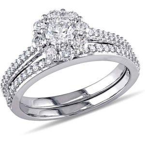 Buy Kiara Swarovski Signity Sterling Silver Karishma Ring Kir0776 online