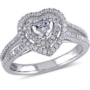 Buy Kiara Swarovski Signity Sterling Silver Varsha Ring Kir0778 online