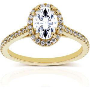 Buy Kiara Swarovski Signity Sterling Silver Kanika Ring online