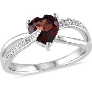 Buy Kiara Swarovski Signity Sterling Silver Naina Ring Kir0835 online