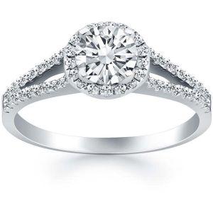 Buy Kiara Swarovski Signity Sterling Silver Namita Ring online
