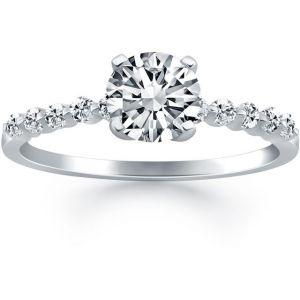 Buy Kiara Swarovski Signity Sterling Silver Priya Ring Kir0940 online