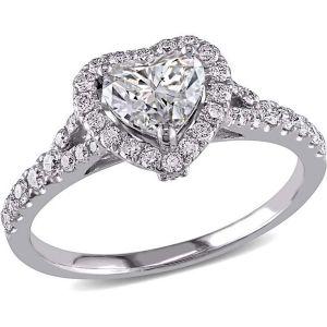 Buy Kiara Swarovski Signity Sterling Silver Devyani Ring Kir0954 online