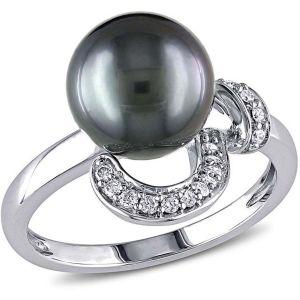 Buy Kiara Swarovski Signity Sterling Silver Ashwini Ring online