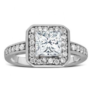Buy Kiara Swarovski Signity Sterling Silver Purna Ring Kir1326 online