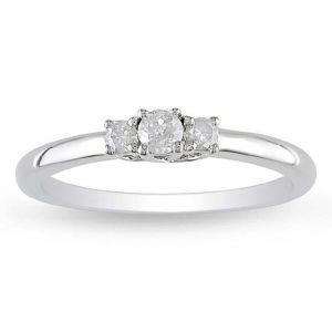 Buy Kiara Swarovski Signity Sterling Silver Swapna Ring Kir1337 online