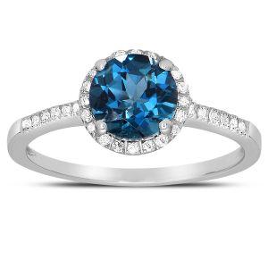 Buy Kiara Sterling Silver Sakshi Ring Kir1565 online