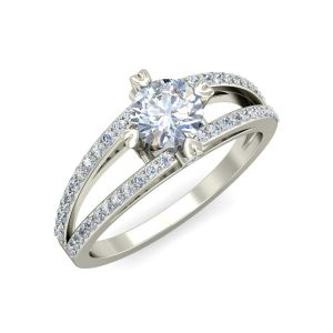 Buy Kiara Sterling Silver Ridhima Ring Kir1667 online