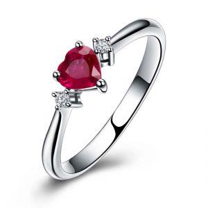 Buy Kiara Sterling Silver Ankita Ring Kir1831b online