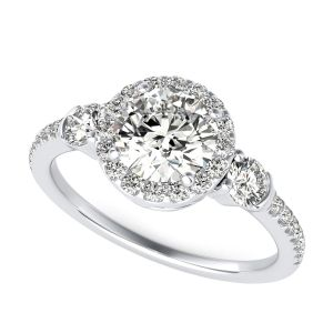 Buy Kiara Sterling Silver Pune Ring online