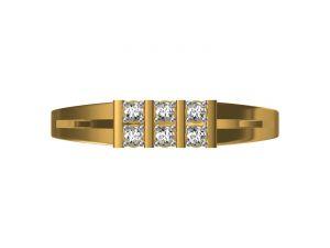Buy Kiara Sterling Silver Neelam Ring Mkgr021y online