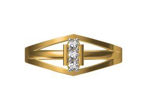 Buy Kiara Sterling Silver Bengal Ring Mkgr023y online